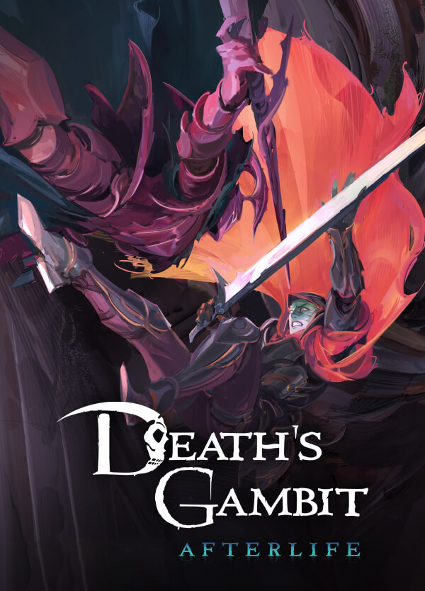 Death's Gambit: Afterlife cover art