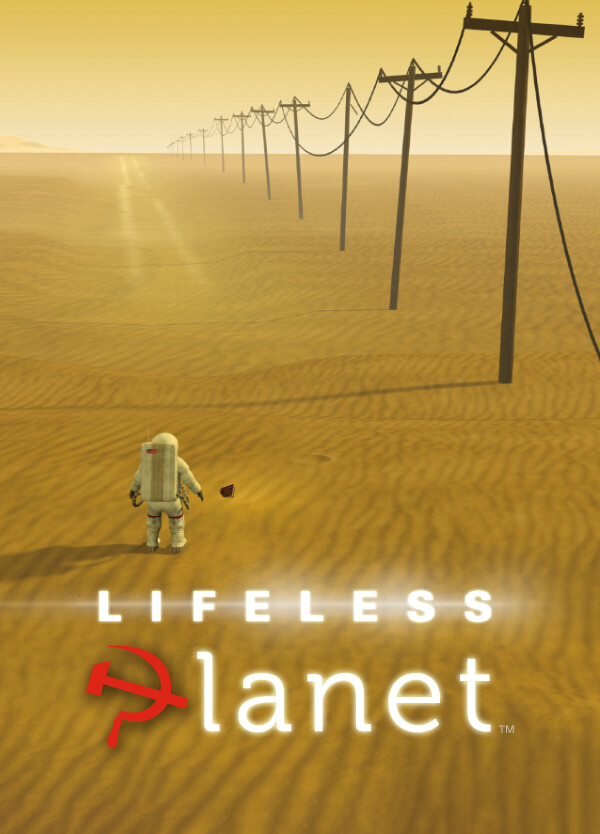 Lifeless Planet cover art